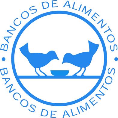 Logo azul Bancos de Alimentos copia