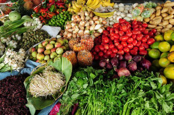 Frutas  y verduras son los alimentos que más se desperdician. Maria Fleischumann (World Bank)
