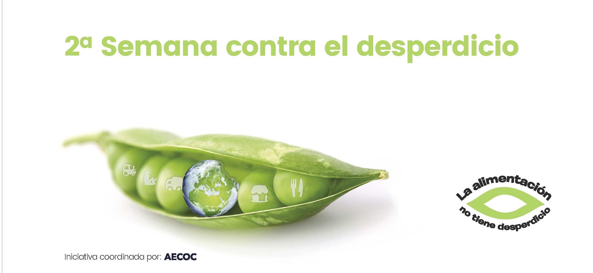 2ª Semana contra el Desperdicio Alimentario
