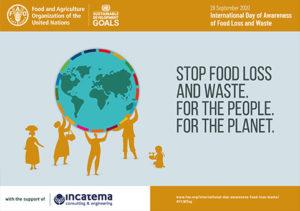 AGRIFOOD CONGRESS - DÍA INTERNACIONAL CONTRA EL DESPERDICIO ALIMENTARIO - FAO @ Videoconferencia a traves de GoToWebinar